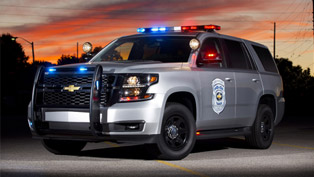 2015 Chevrolet Tahoe Police Concept Offers More Power