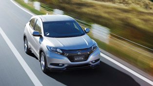 2015 Honda Vezel Hybrid And S660 Concept Unveiled In Tokyo
