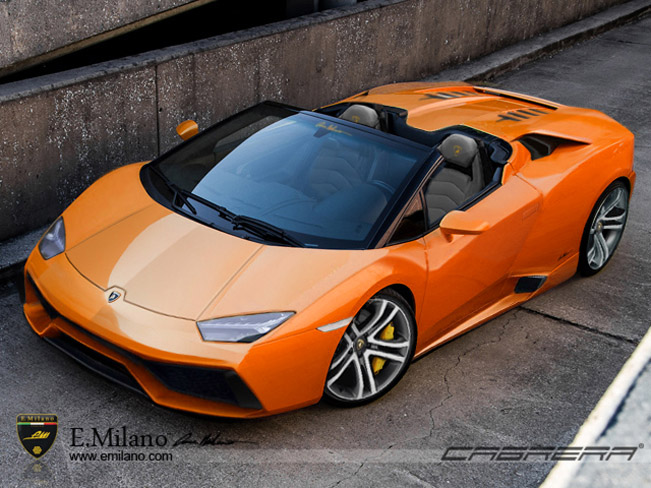 2015 Lamborghini Cabrera Spyder [render]