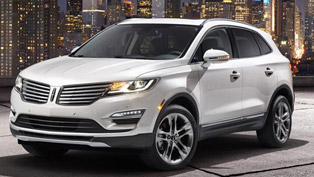 2015 Lincoln MKC - Luxurious and Efficient