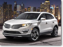 2015 Lincoln MKC – Luxurious and Efficient