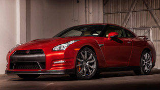 2015 Nissan GT-R Recieves Minor Updates