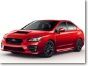 2015 Subaru WRX Debut at Los Angeles Auto Show