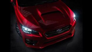 2015 Subaru WRX Teased Ahead Of Official Reveal