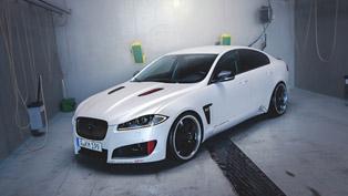 2M-Designs Updates Jaguar XF