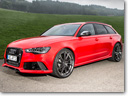 ABT 2013 Audi RS6 – 700HP and 880Nm