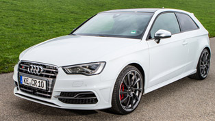 ABT 2013 Audi S3 - Speedy, Sporty and Sensual