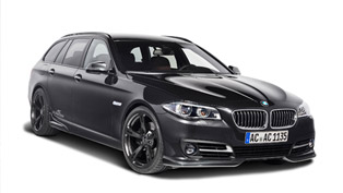 AC Schnitzer BMW 5 Series Touring LCI Debuts At Essen Motor Show