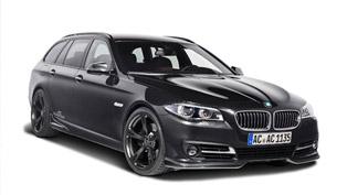 AC Schnitzer BMW 5 Series Touring LCI Debuts At Essen Motor Show