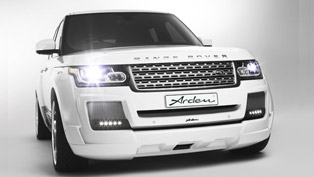 Official: 2013 Range Rover AR 9 Spirit By Arden