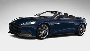 Aston Martin Vanquish Volante Neiman Marcus Edition With Premiere In LA
