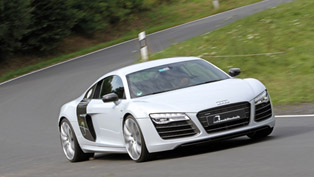 B&B Boosts Audi R8 V10 Plus