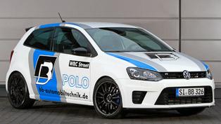 b&b automobiltechnik beef up the volkswagen polo r wrc street