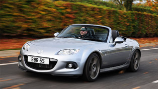 BBR Shows Most Powerful Mazda MX-5 GT270