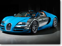 Bugatti Veyron 16.4 Grand Sport Vitesse Meo Costantini at 2013 Dubai International Motor Show