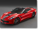 Chevrolet Corvette Stingray range at the 2013 SEMA