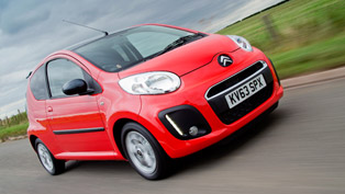 Citroën C1 VT, Edition And Platinum Offer Additional Equipment