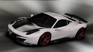 TEASER: DMC Ferrari 458 Italia ESTREMO Edizione 10/10