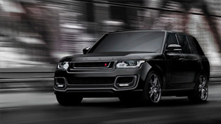 Kahn Range Rover Vogue RS600 & 600LE Revealed Prior Official Debut