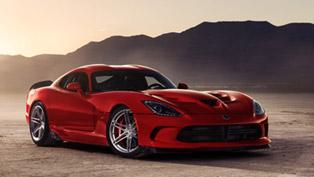 hre performance enhances dodge srt viper twin turbo