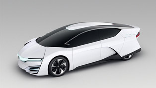 Honda Reveals FCEV Concept At Los Angeles Auto Show