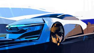 Honda FCEV Concept To Debut At LA Auto Show