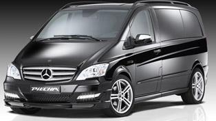 JMS and Piecha Design Mercedes-Benz Viano