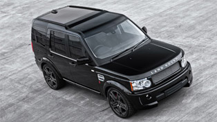 Kahn Land Rover Discovery Twin Turbo XS RS300