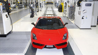 End Of Production For The Iconic Lamborghini Gallardo