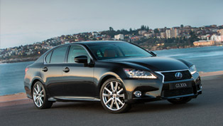 Lexus Adds New Hybrid Engine to the GS 300h Range