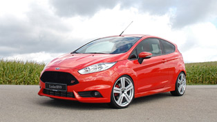 Loder1899 Present Their Ford Fiesta ST