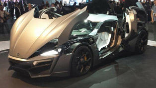 Lykan Hypersport - Price $3,400,000