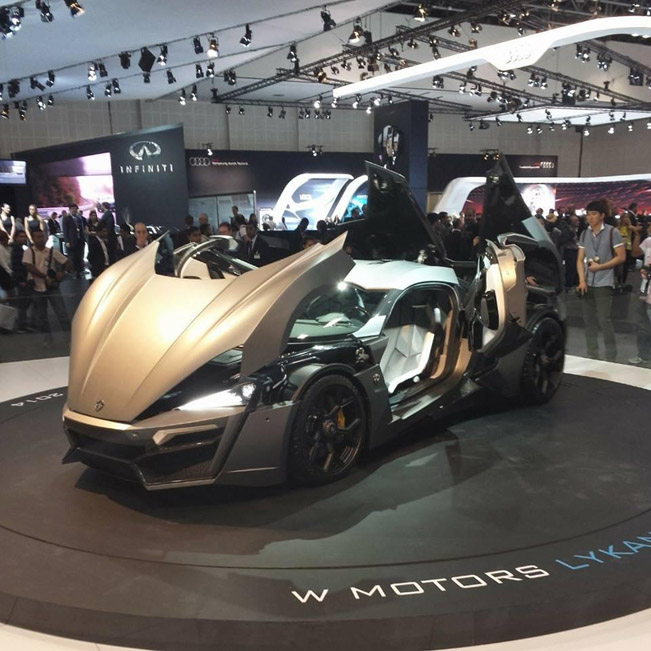 Lykan Hypersport Price 3 400 000