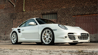 porsche 997 turbo s with stage 3 kit by mcchip-dkr
