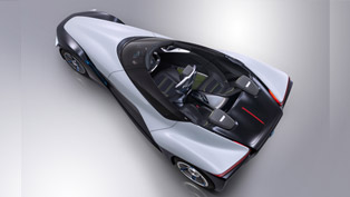 Nissan Introduces BladeGlider Concept