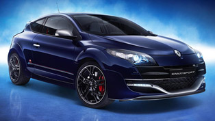 Renault Megane RS 265 Red Bull RB8 Limited Edition