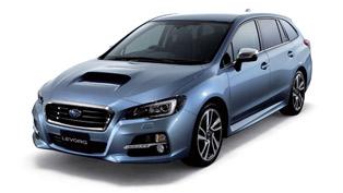 Subaru Levorg Concept Debuts at Tokyo