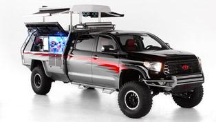 Toyota Dream Build Challenge Let's Go Moto Tundra [VIDEO]