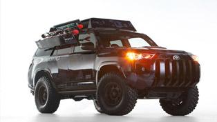 Toyota Dream Build Challenge Ultimate Dream Ski 4Runner [VIDEO]