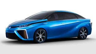 12 Months to Toyota FCV Production