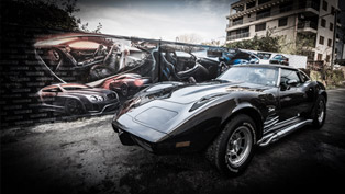 Vilner Transforms 1976 Chevrolet Corvette Stingray C3