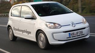 Volkswagen Twin-Up Diesel-Electric Hybrid