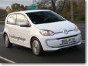 Volkswagen Twin-Up Diesel-Electric Hybrid