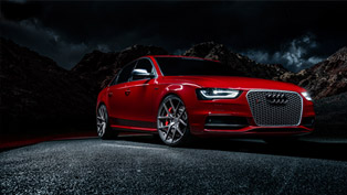 Vorsteiner Transforms Audi S4 Series Sedan