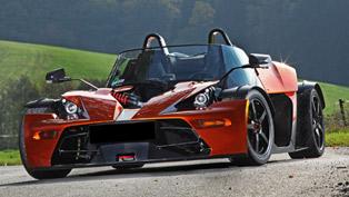 KTM X-Bow GT By Wimmer Rennsporttechnik