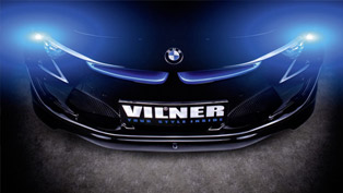 teaser: bmw bullshark by vilner [video]