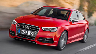 Audi Saloon Joins The S3 Quattro Family