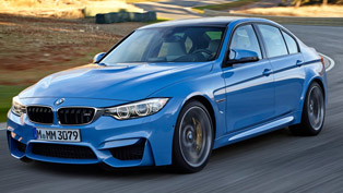 2014 BMW M3 and M4 [leak images]