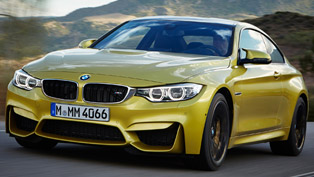2014 BMW M3 and M4 - 431HP and 550Nm