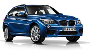 2014 BMW X1 - Minor Updates